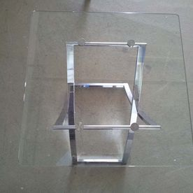 Table en verre - J.-L Bulliard SA